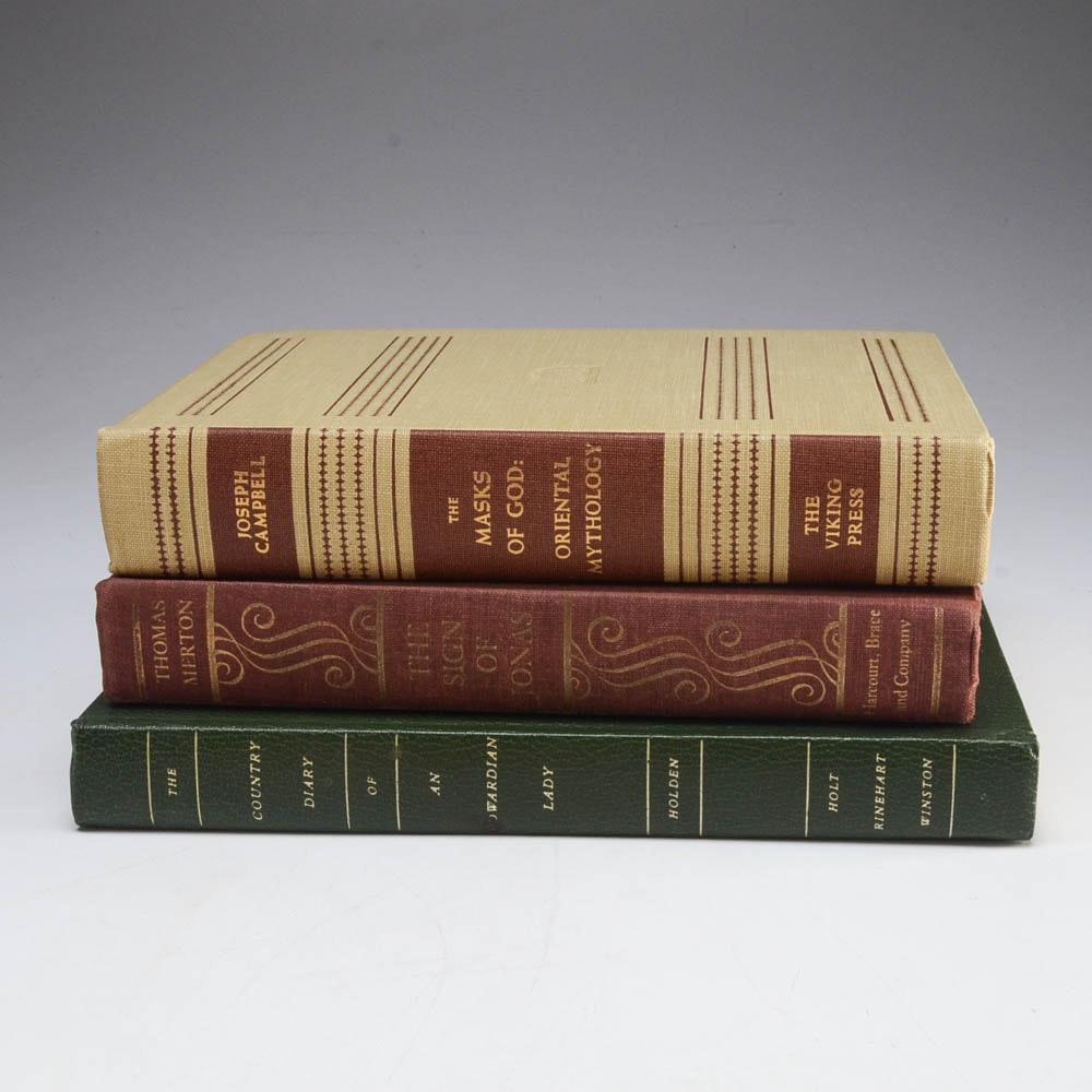 Collection of Three  Spirituality Books