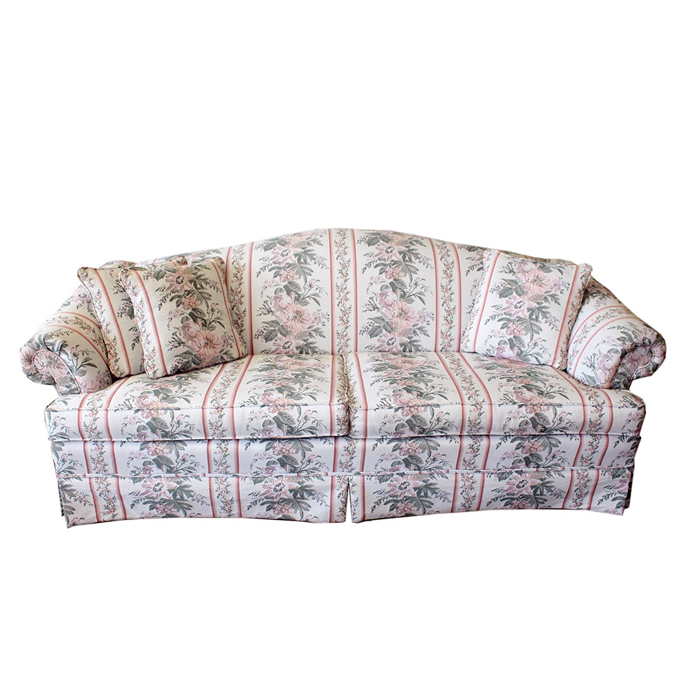 Broyhill Furniture Floral Sofa ...