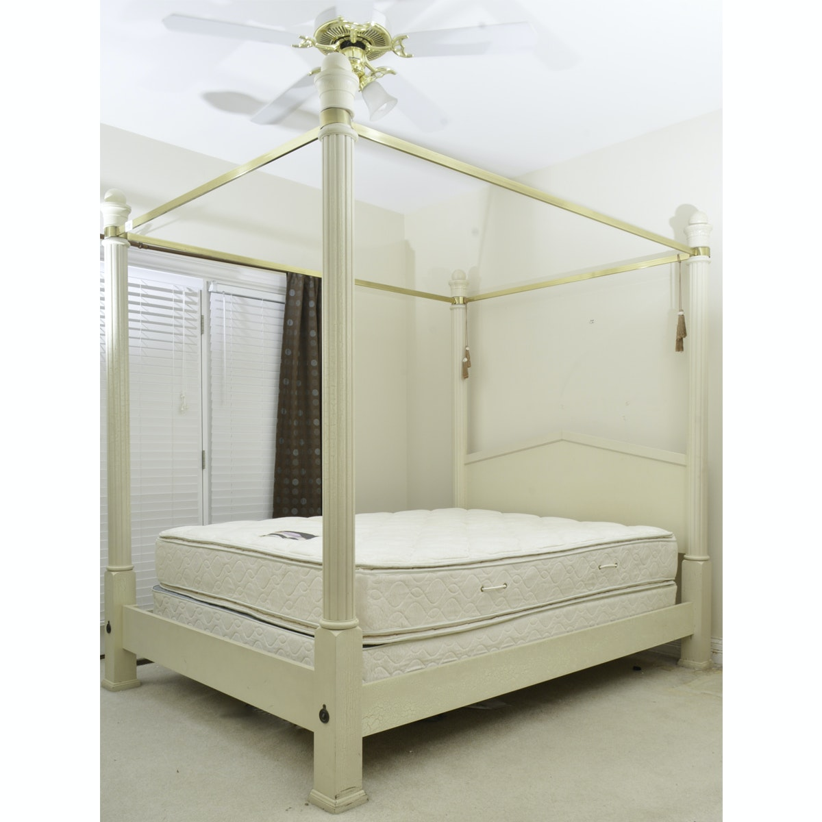 Lineage Four Poster Canopy Bed