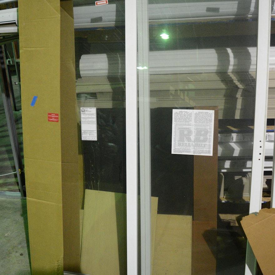 Reliabilt Sliding Glass Door Ebth