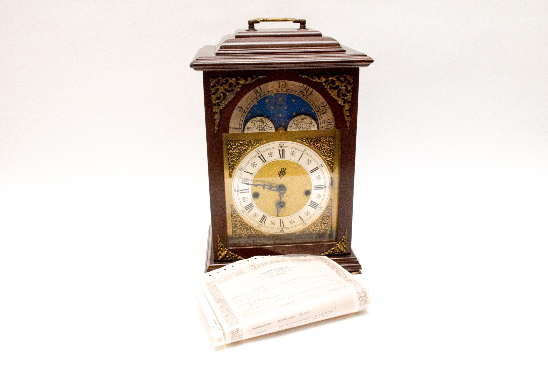 """Erhard Jauch"" Mantel Clock"