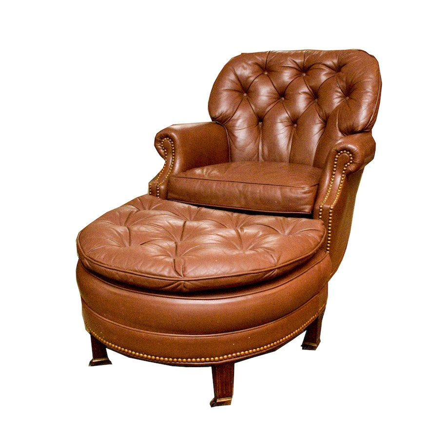 08498118178 Brown Leather
