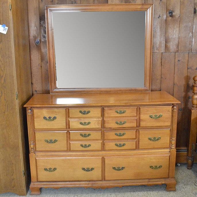 Ballman Cummings Dresser And Mirror
