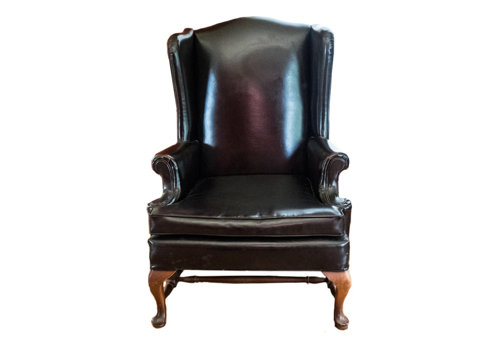 Southern Furniture Company Wingback Chair ...