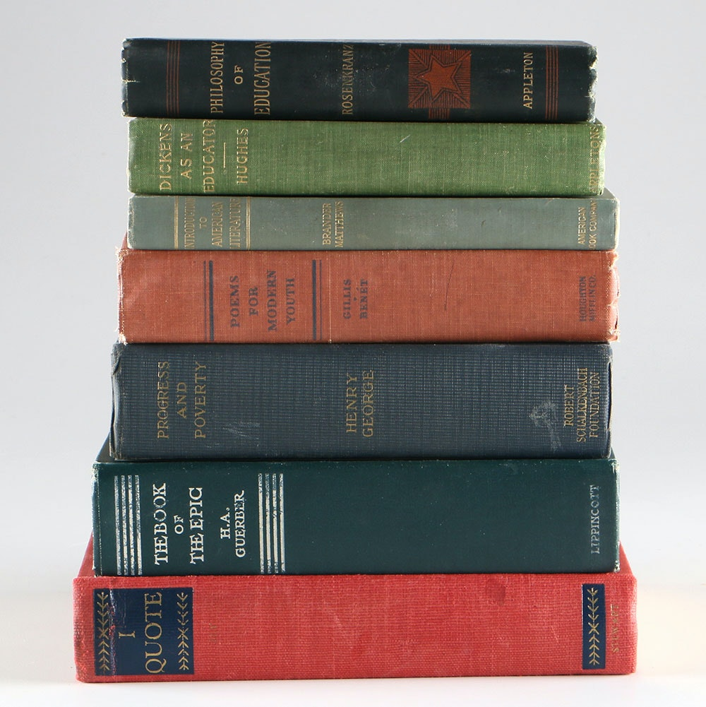 seven philosophy of education Educational philosophies definitions and comparison chart within the epistemological frame that focuses on the nature of knowledge and how we come to  the progressive education philosophy was established in america from the mid 1920s through the mid 1950s john dewey was its foremost proponent.