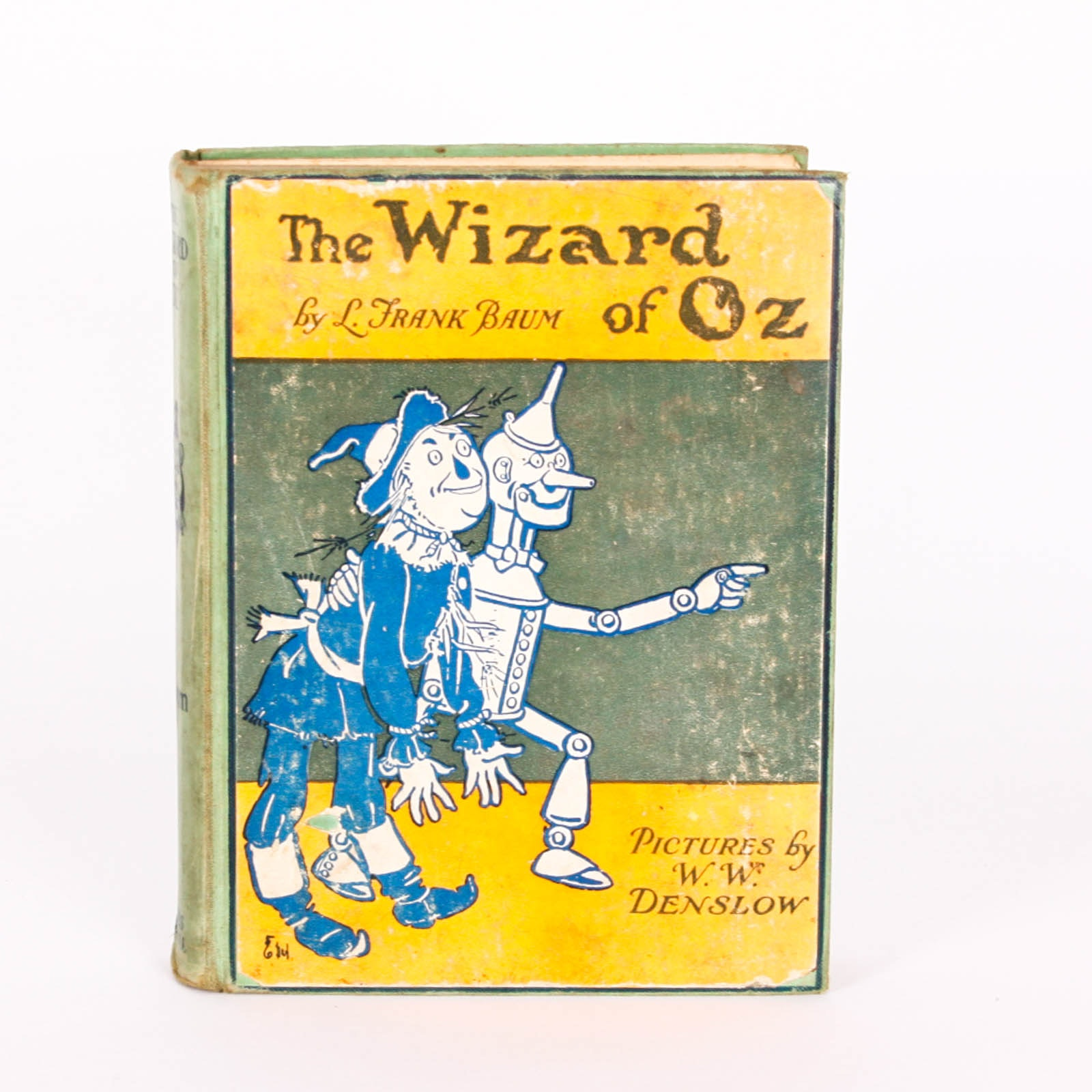 1903 'The Wizard of Oz' by L. Frank Baum