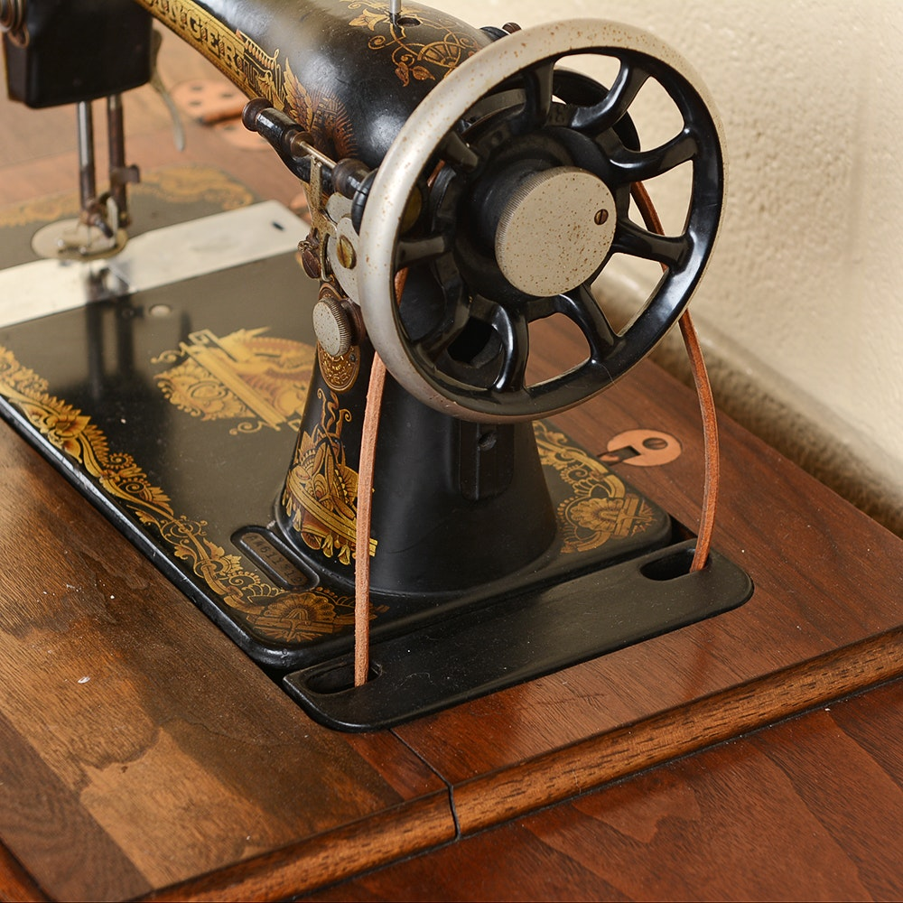 1920 singer sewing machine manual