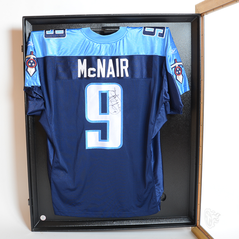 Autographed Steve McNair Tennessee Titans Jersey | EBTH  for cheap