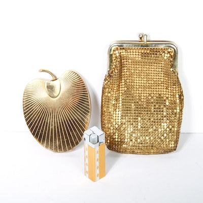 Vintage Accessories Including Designers Volupte, Whiting & Davis