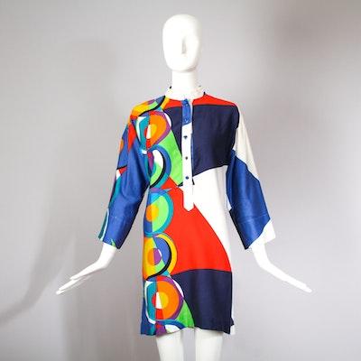 Catherine Ogust Tunic Dress