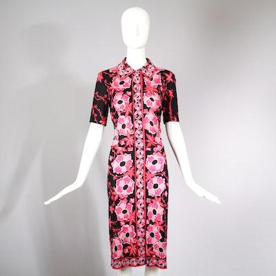 Vintage Pucci Floral Dress