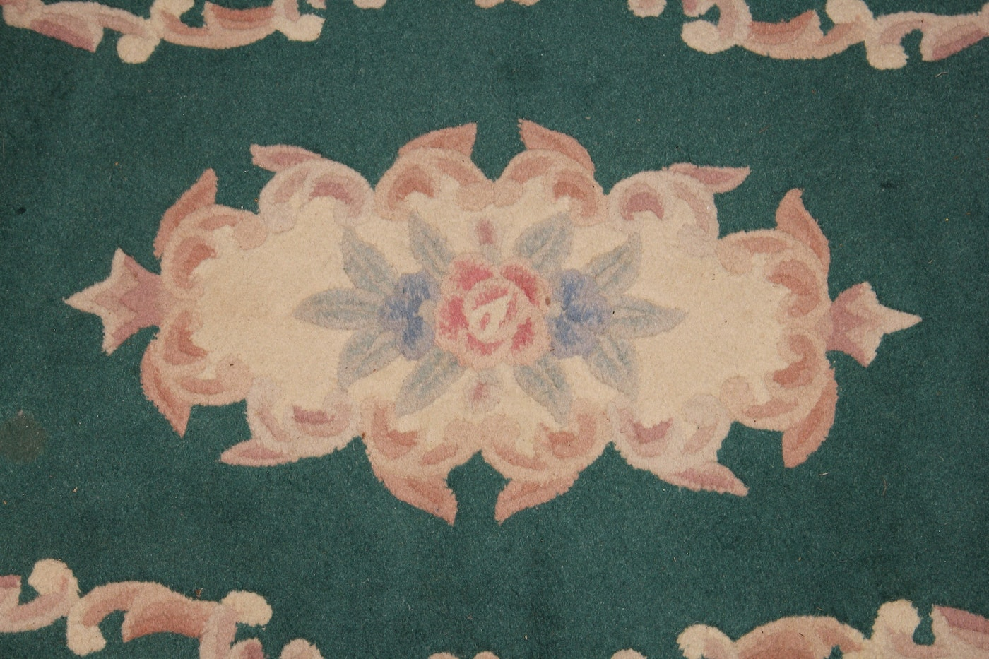 Chinese Quot Peking Collection Quot 100 Wool Pile Rug Ebth