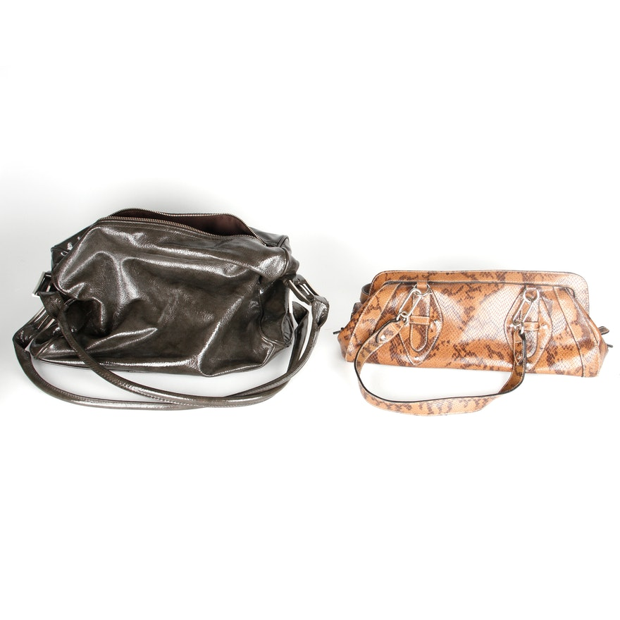 Pair Of Worthington Handbags