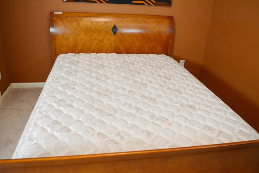 Sears Imperial Queen Mattress And Box Spring Ebth