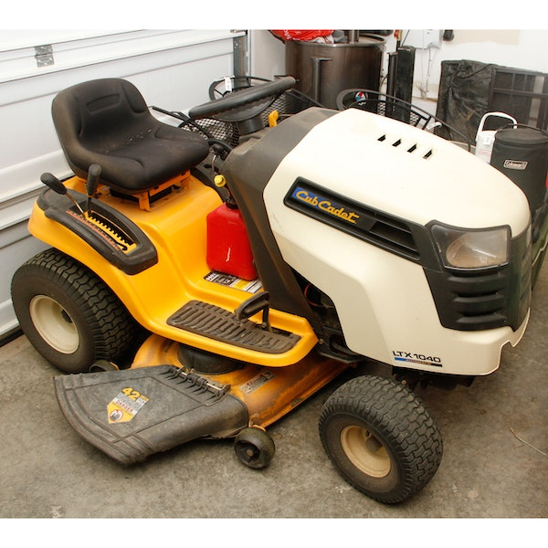 Cub Cadet Ltx 1040 Problems : Cub cadet ltx pictures to pin on pinterest daddy