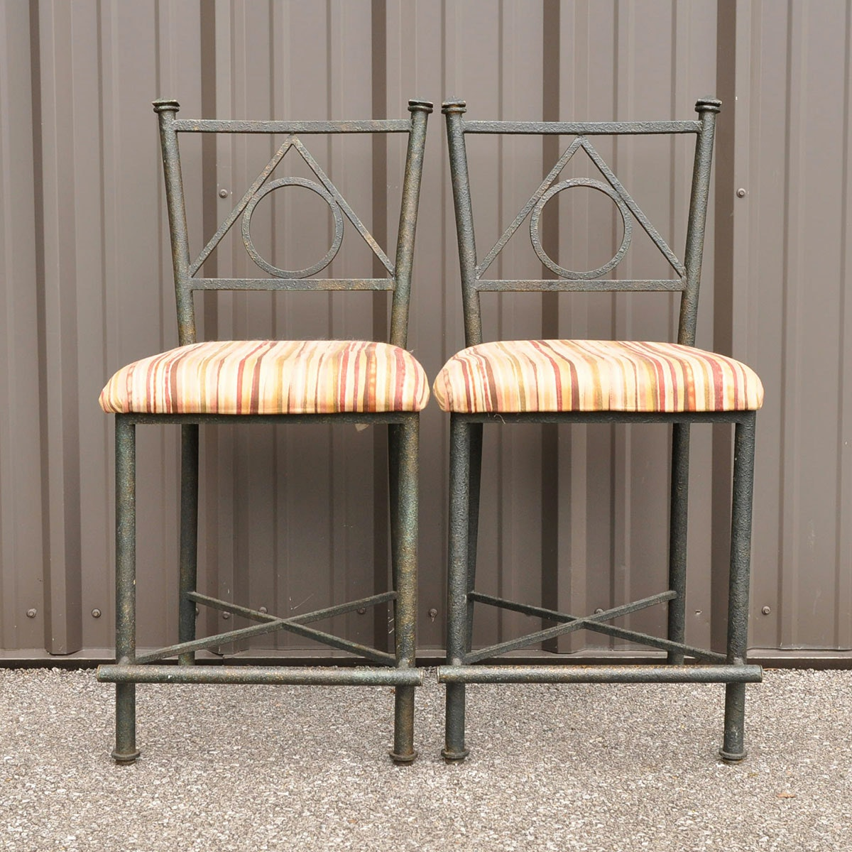 Maple Kitchen Table With Chair And Bench Ebth: Holman Manufacturing Company Maple Dining Chairs : EBTH
