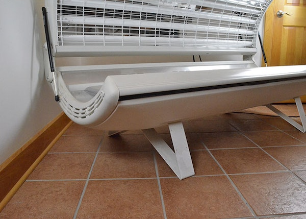 Perfect Sun E Wolff System Tanning Bed
