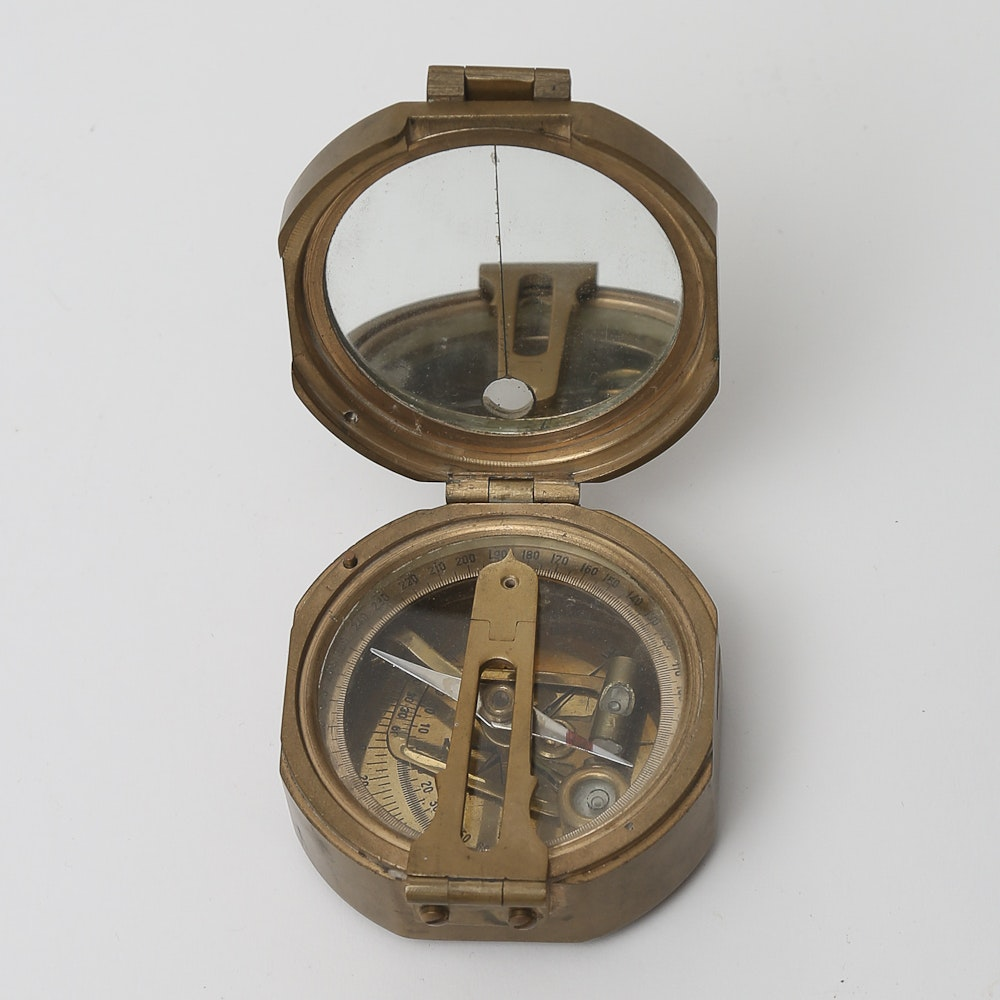 Stanley London Natural Sine Compass History