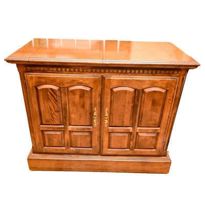 Vintage dining furniture auction antique dining furniture for sale in jewelry collectibles - Ethan allen buffet table ...
