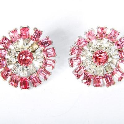 Pair of Vintage Stud Earrings