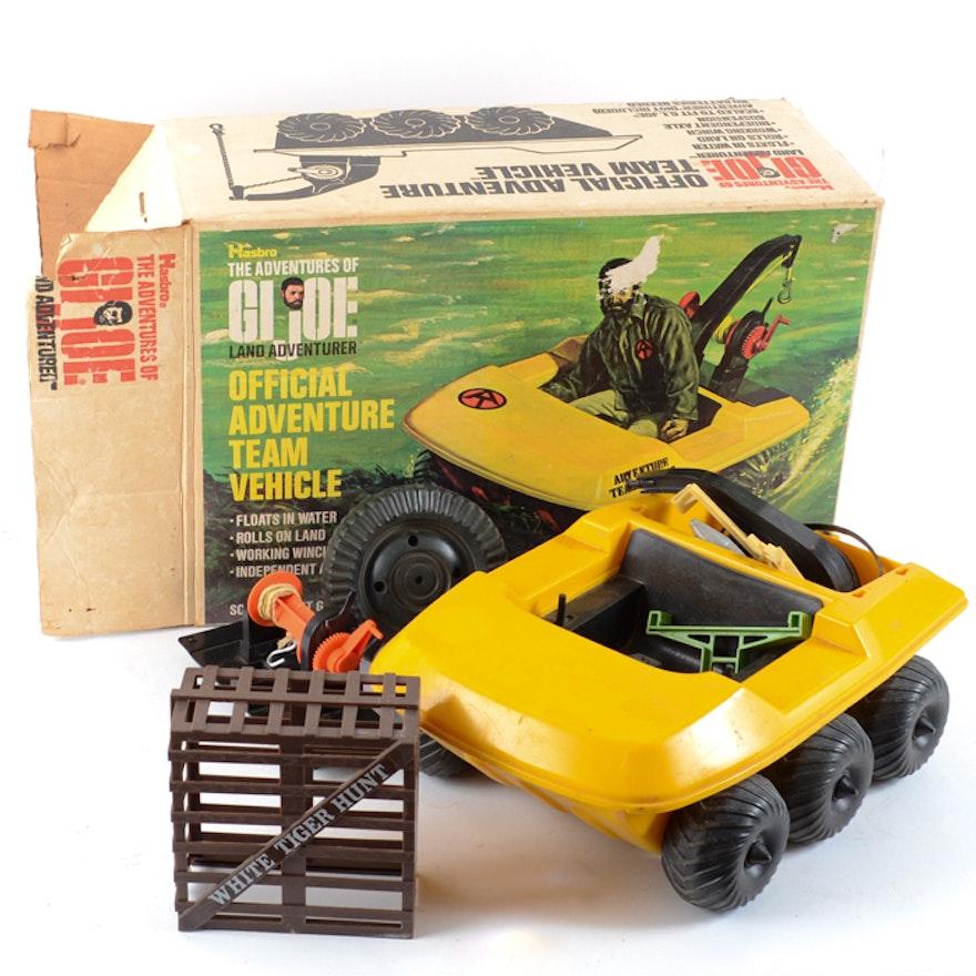 1970 Gi Joe Official Adventure Team Vehicle Ebth