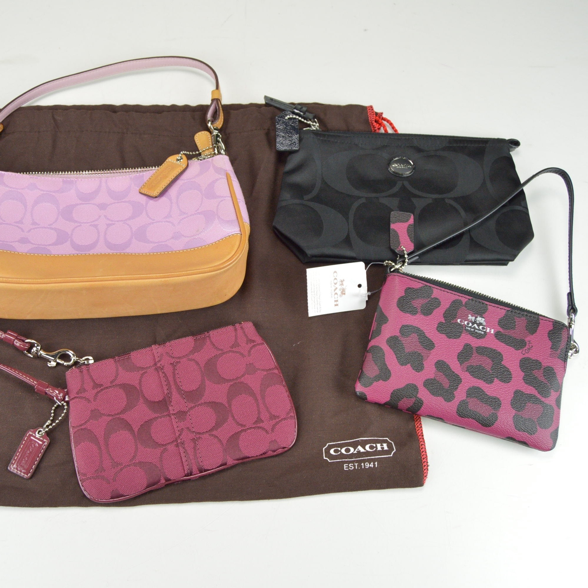 Vintage Designer Handbags Designer Purse Auctions In