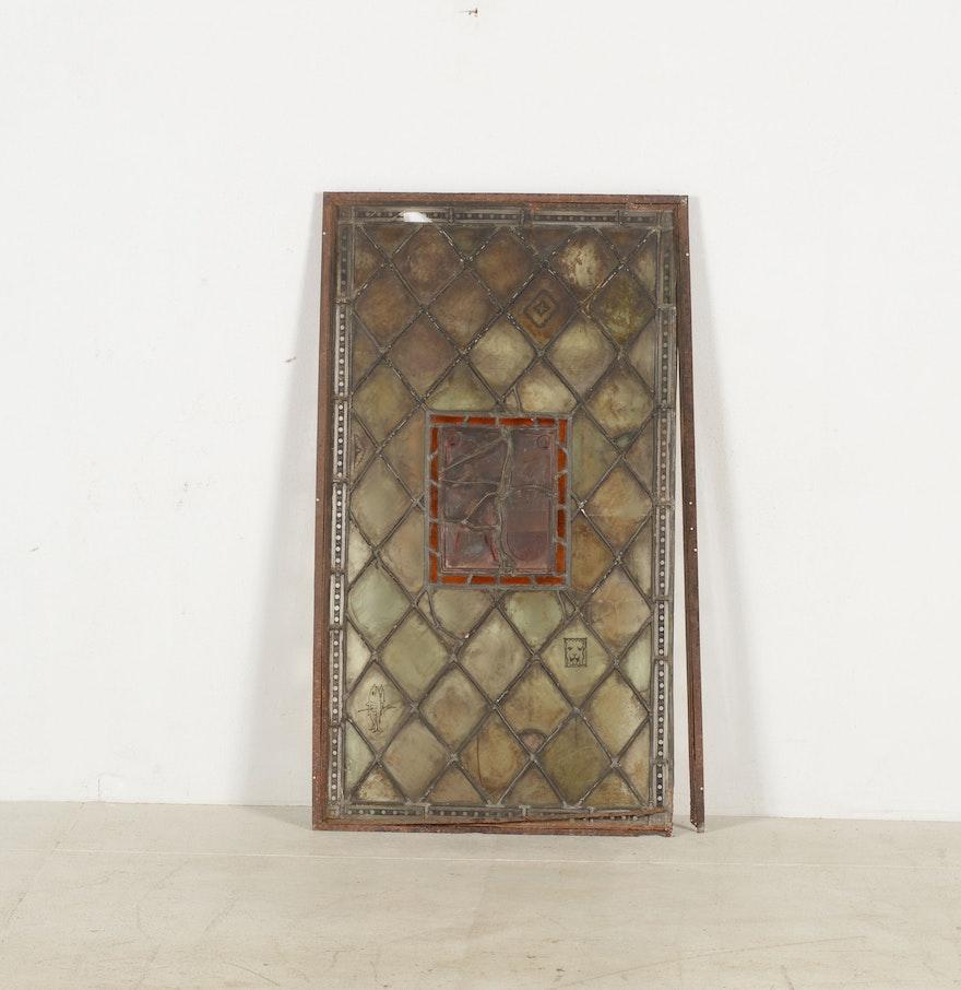 Antique 18th century leadlight window ebth for 18th century window