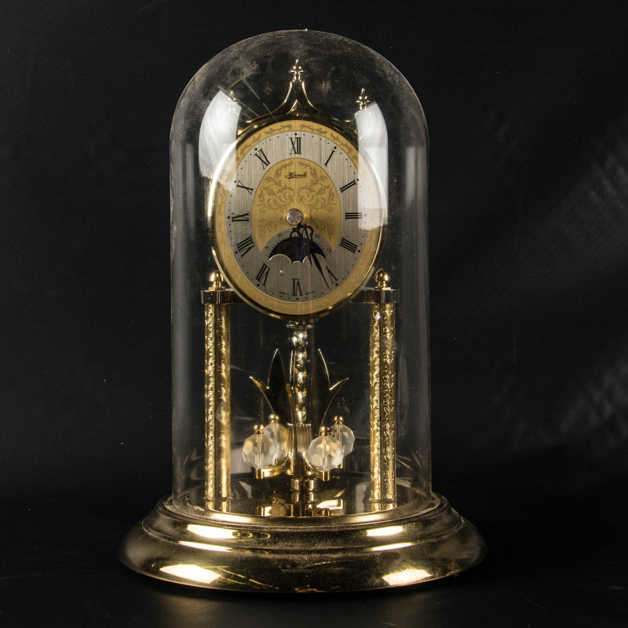 hermle anniversary clock 1x1 - Anniversary Clock