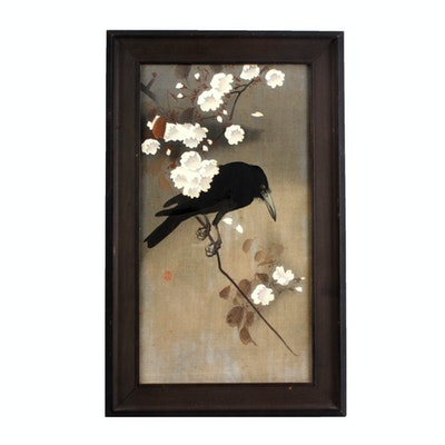 Japanese Woodblock Print by Ohara Koson from the Collection of Robert O. Muller