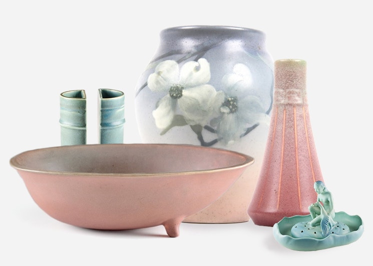 Brand Boutique: Rookwood Pottery