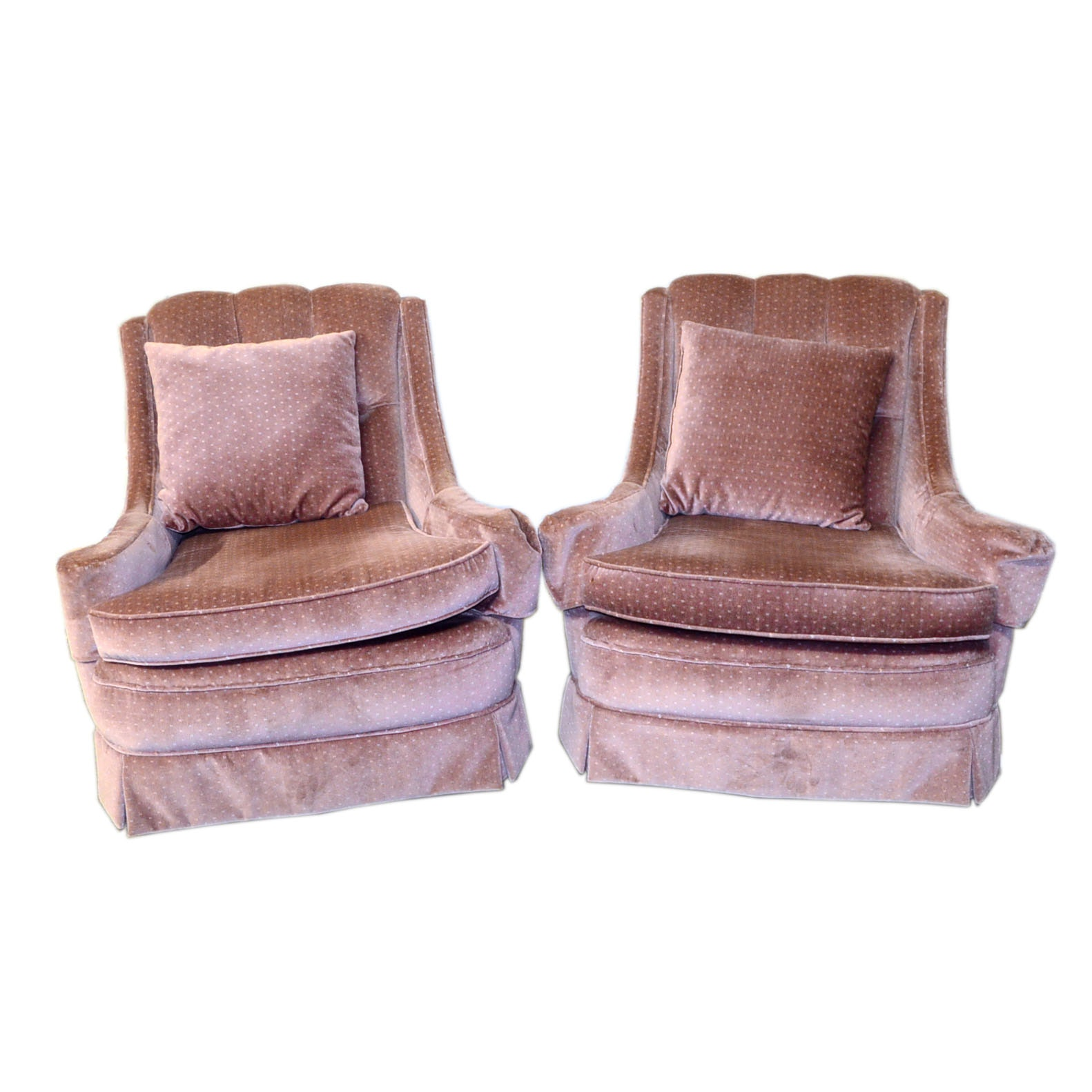 Pair of Contemporary Armchairs