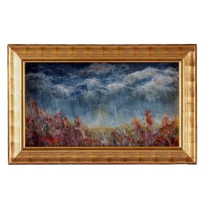 Dorothy Jackson Impressionist Painting