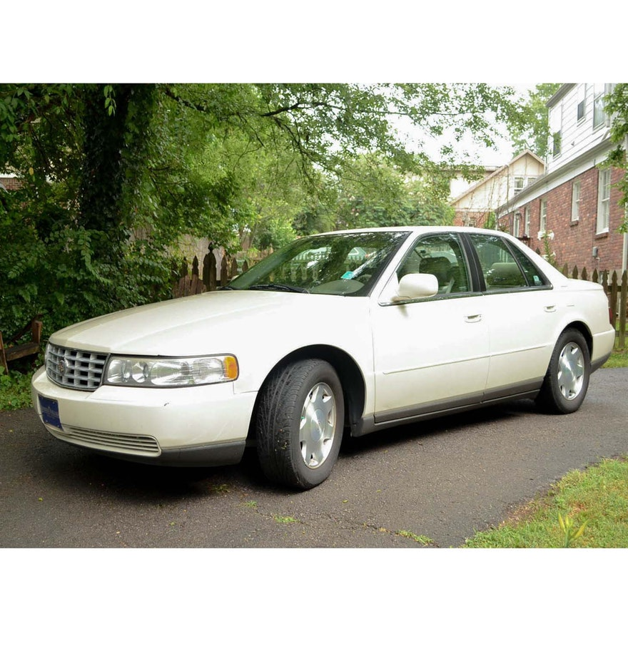 2000 cadillac seville sls ebth. Cars Review. Best American Auto & Cars Review
