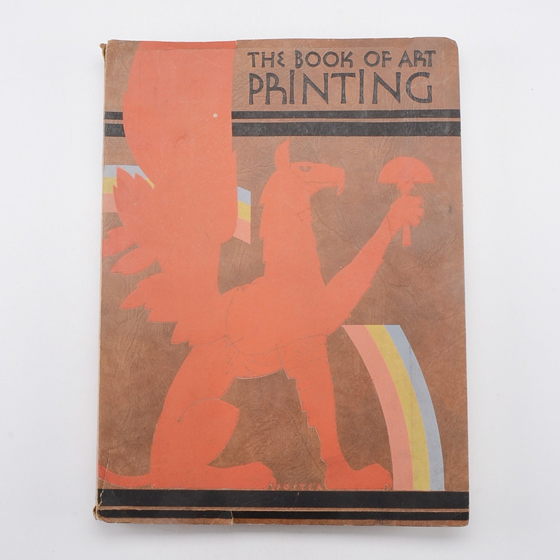 "1930 ""The Book of Art Printing"""