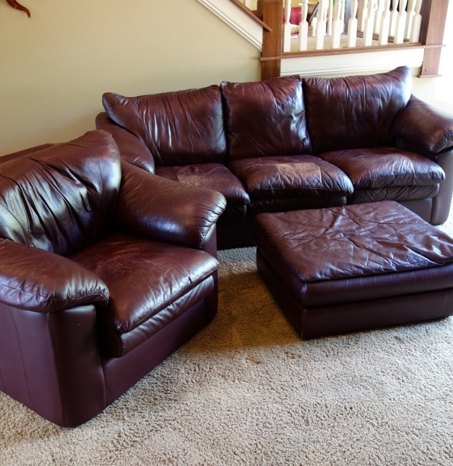 Leather Trend Sofa 7700 30 Tags Living