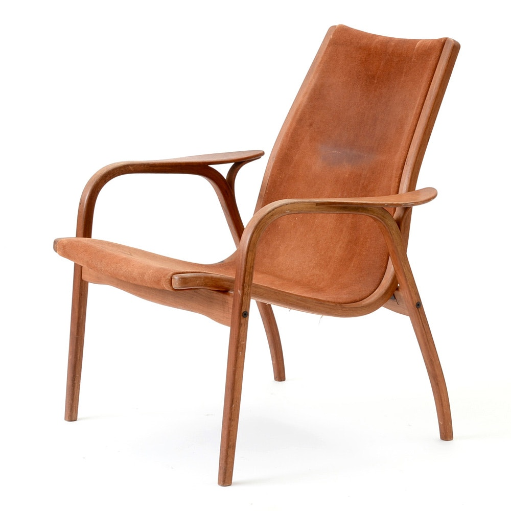 Lamino Chair by Yngve Ernstrom for Swedese