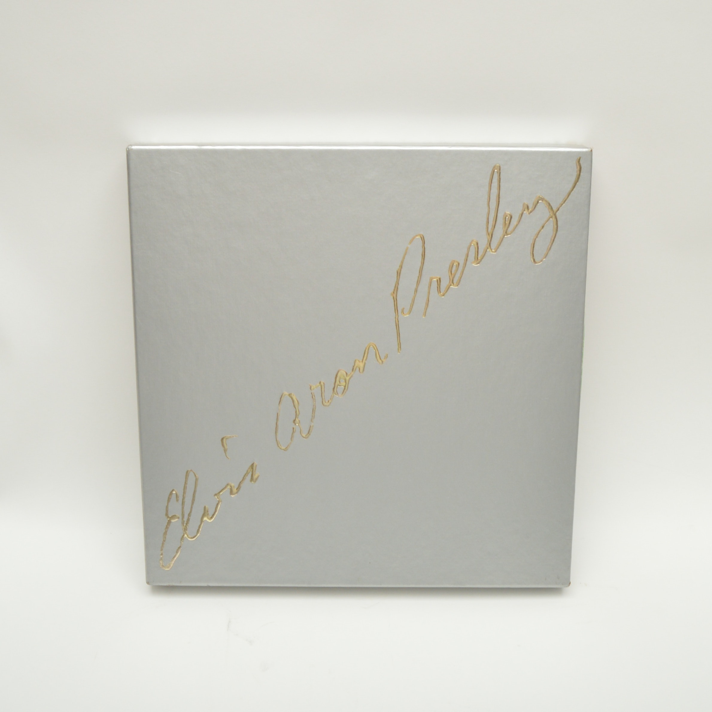 Limited Edition Elvis Presley 25th Anniversary Record Set