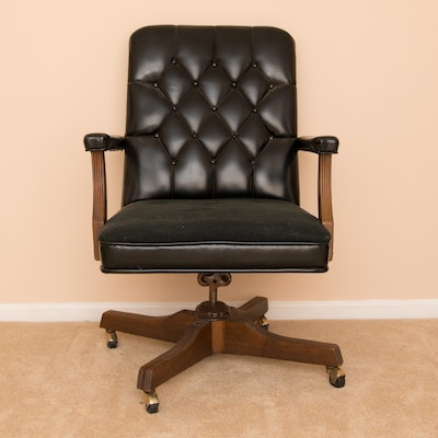 Vintage Desk Chair - Vintage Chairs, Antique Chairs And Retro Chairs Auction In Art