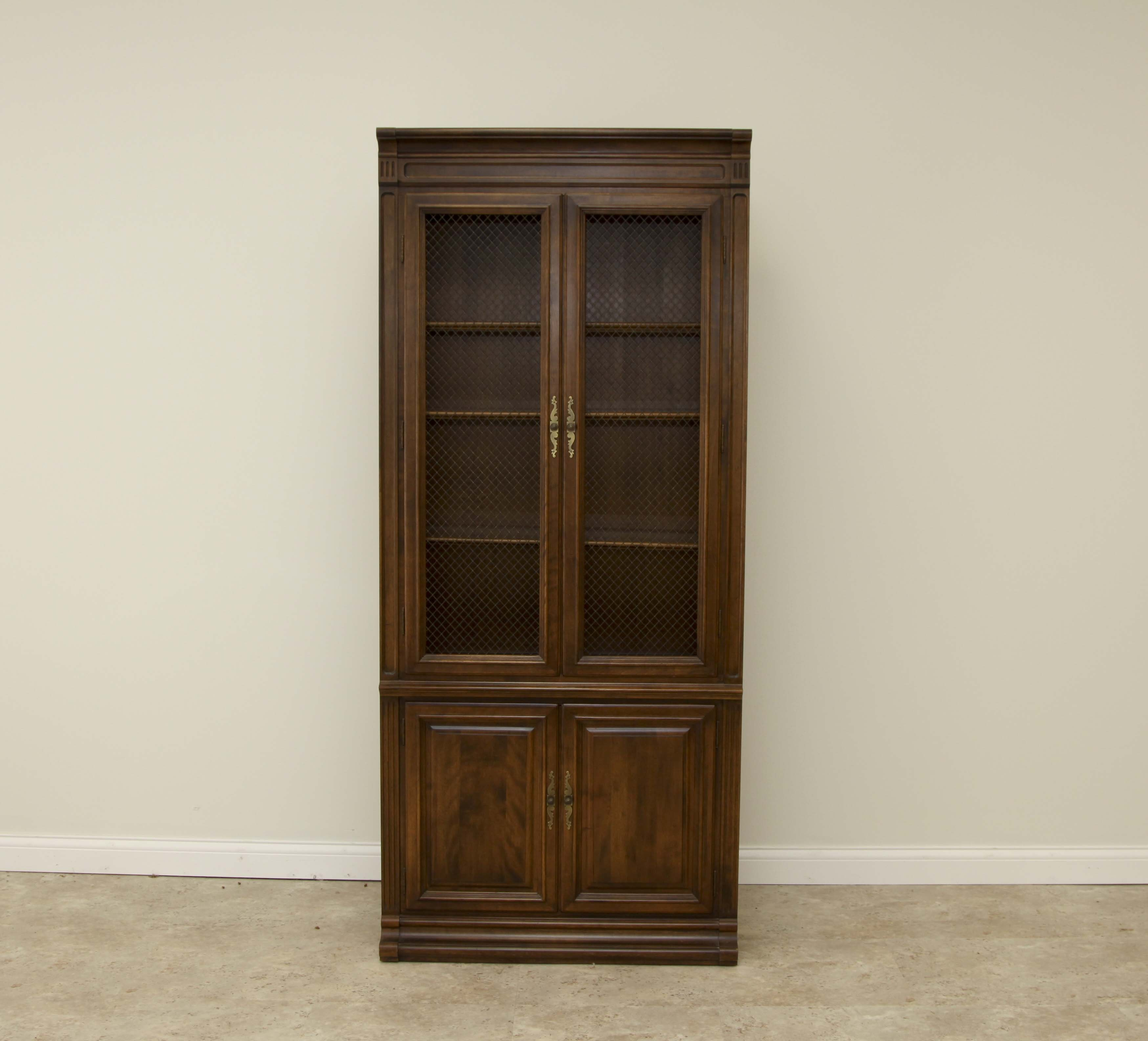 Vintage Ethan Allen China Cabinet