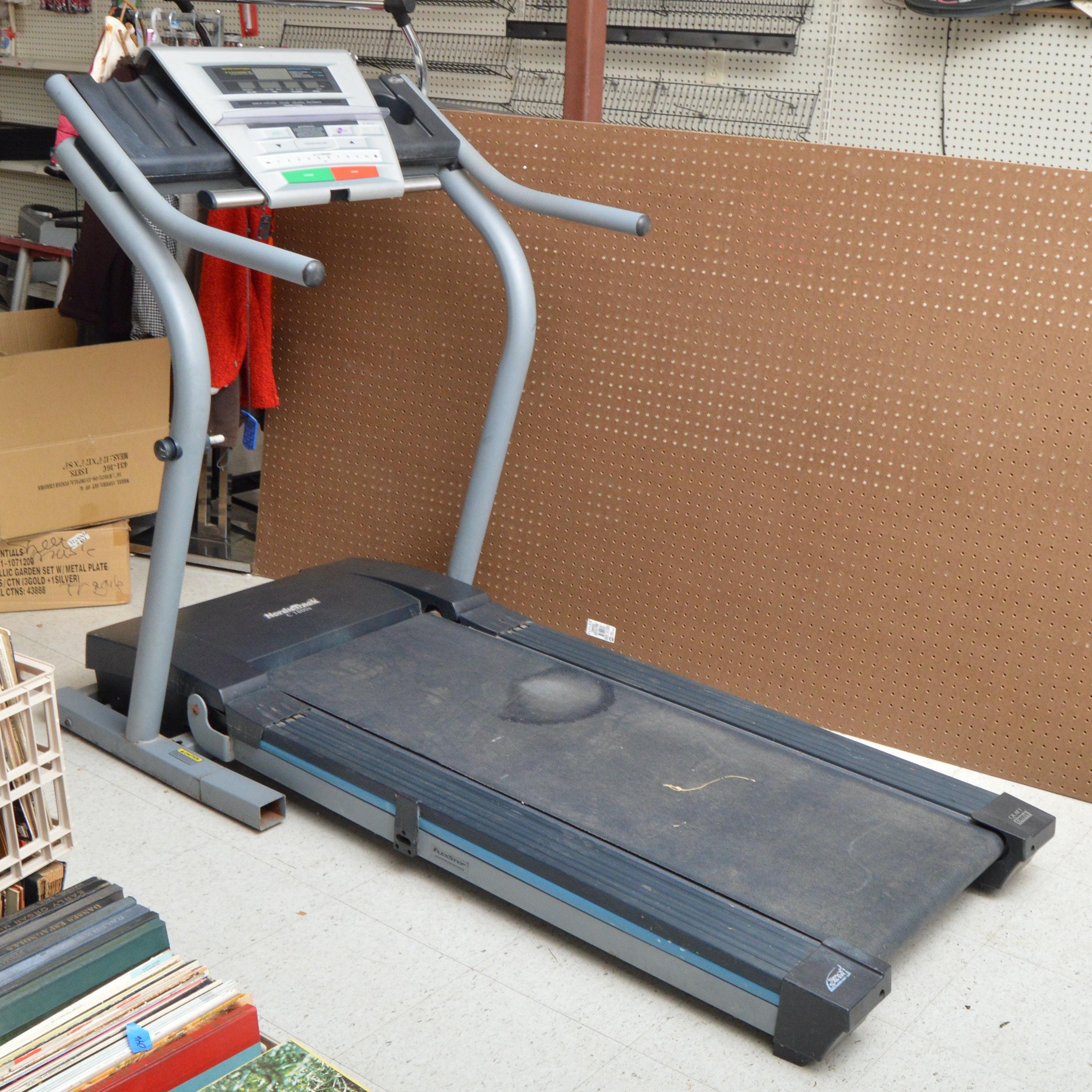 Nordic Track C1800s Treadmill