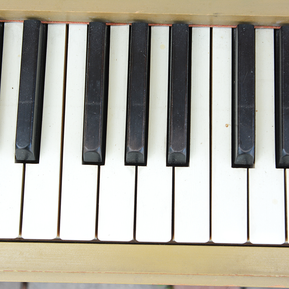 Pa starck piano