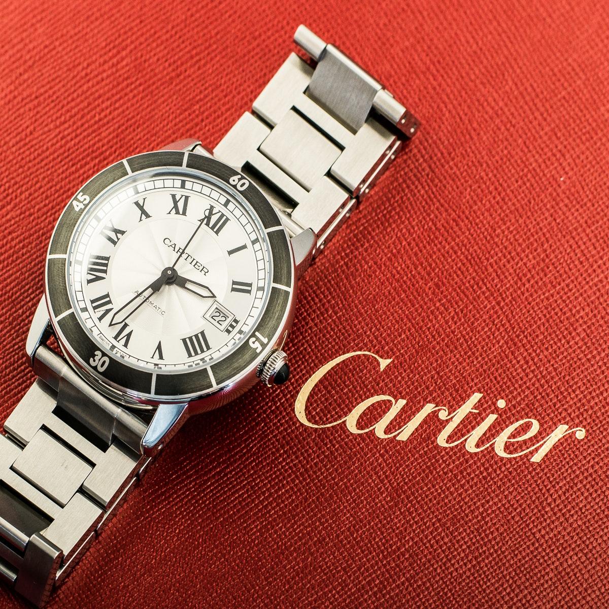 Cartier Ronde Croisiere Men's Wristwatch