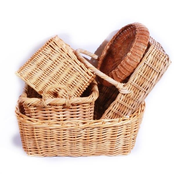 Woven Basket Collection