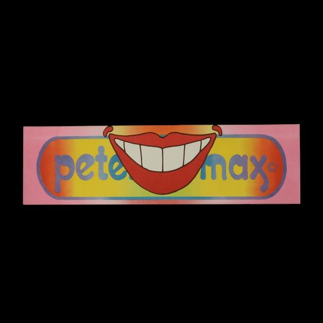Peter Max Unframed Offset Lithograph