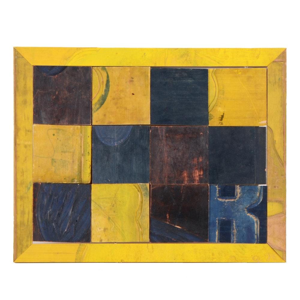 Industrial Art Panel
