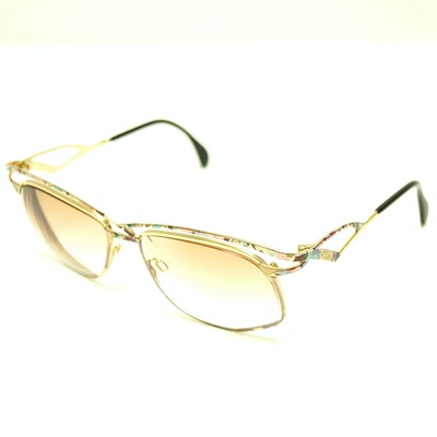 37cd7b03fa35 Circa 1970s Vintage Cazal Sunglasses
