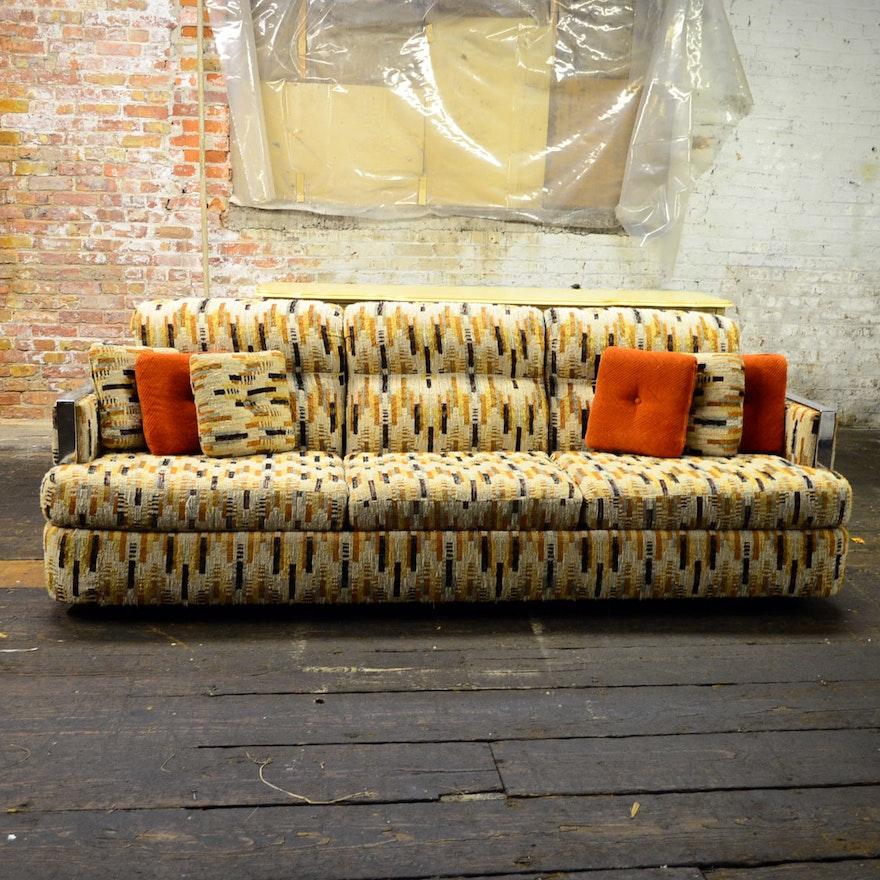 Carson S High Point Contemporary Sofa