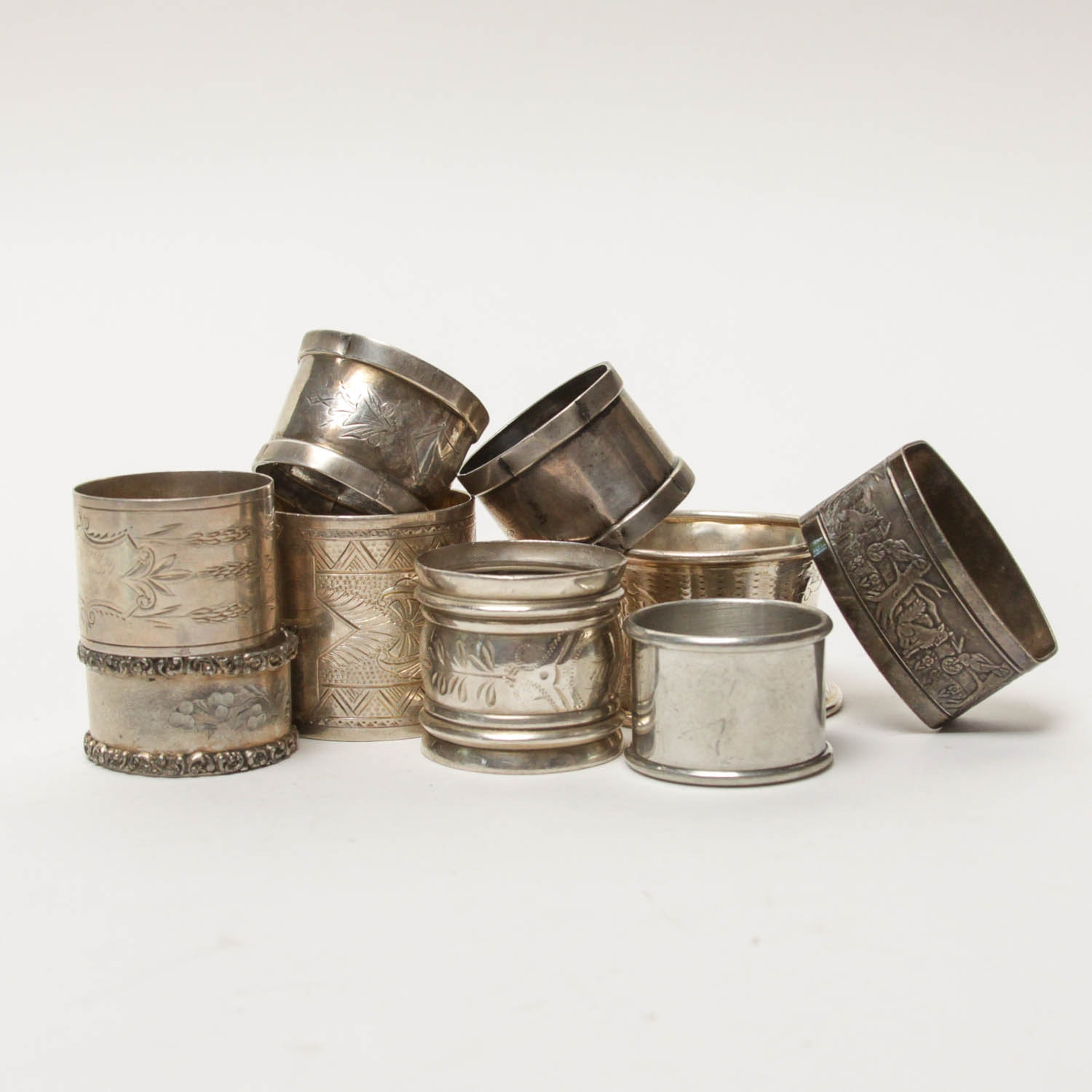 Napkin Ring Collection