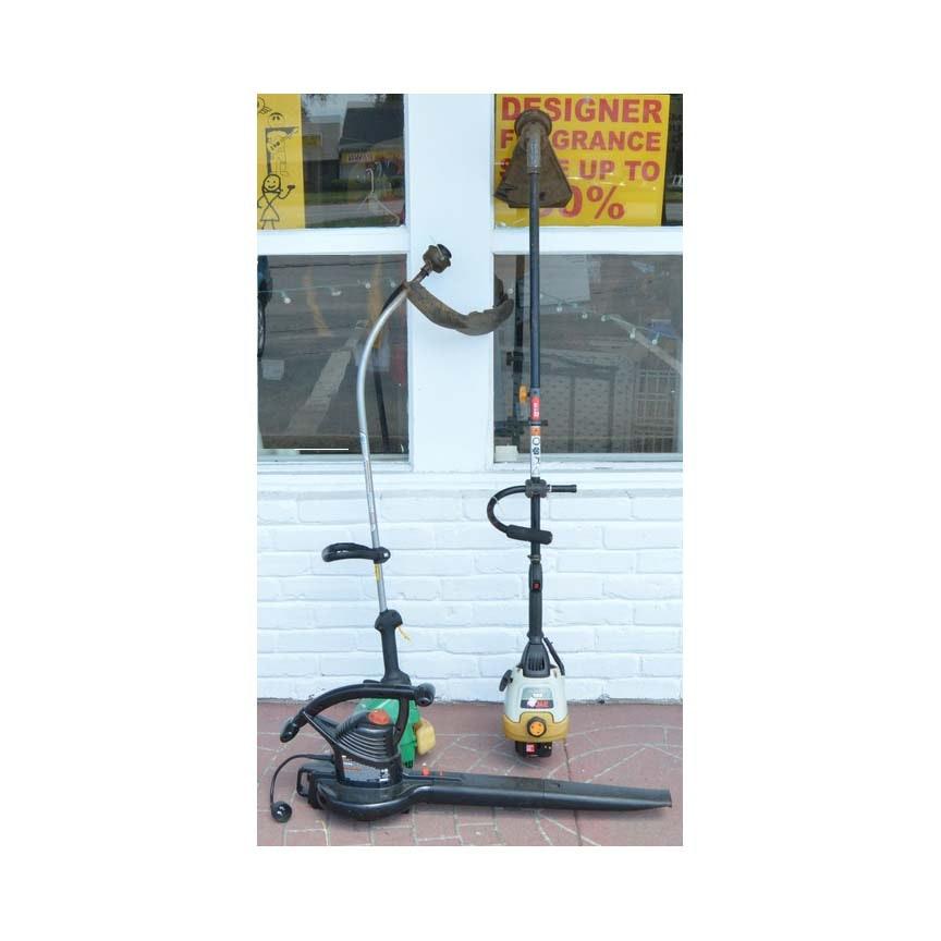 Yard Power Tool Trio
