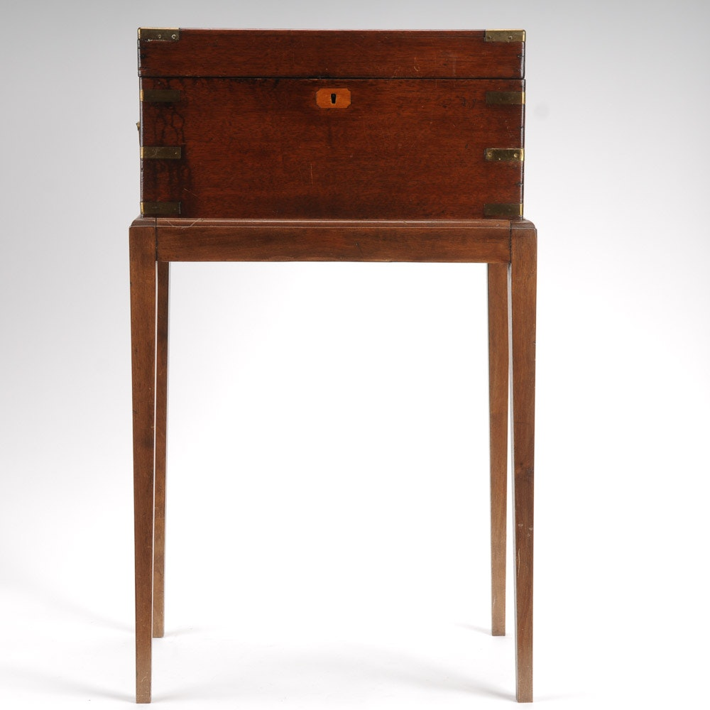 Antique Medicine Box